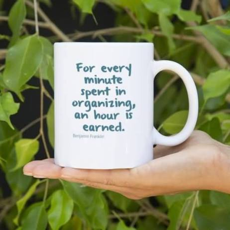 For-every-minute-spent-in-organizing-an-hour-is-earned-Benjamin-Franklin